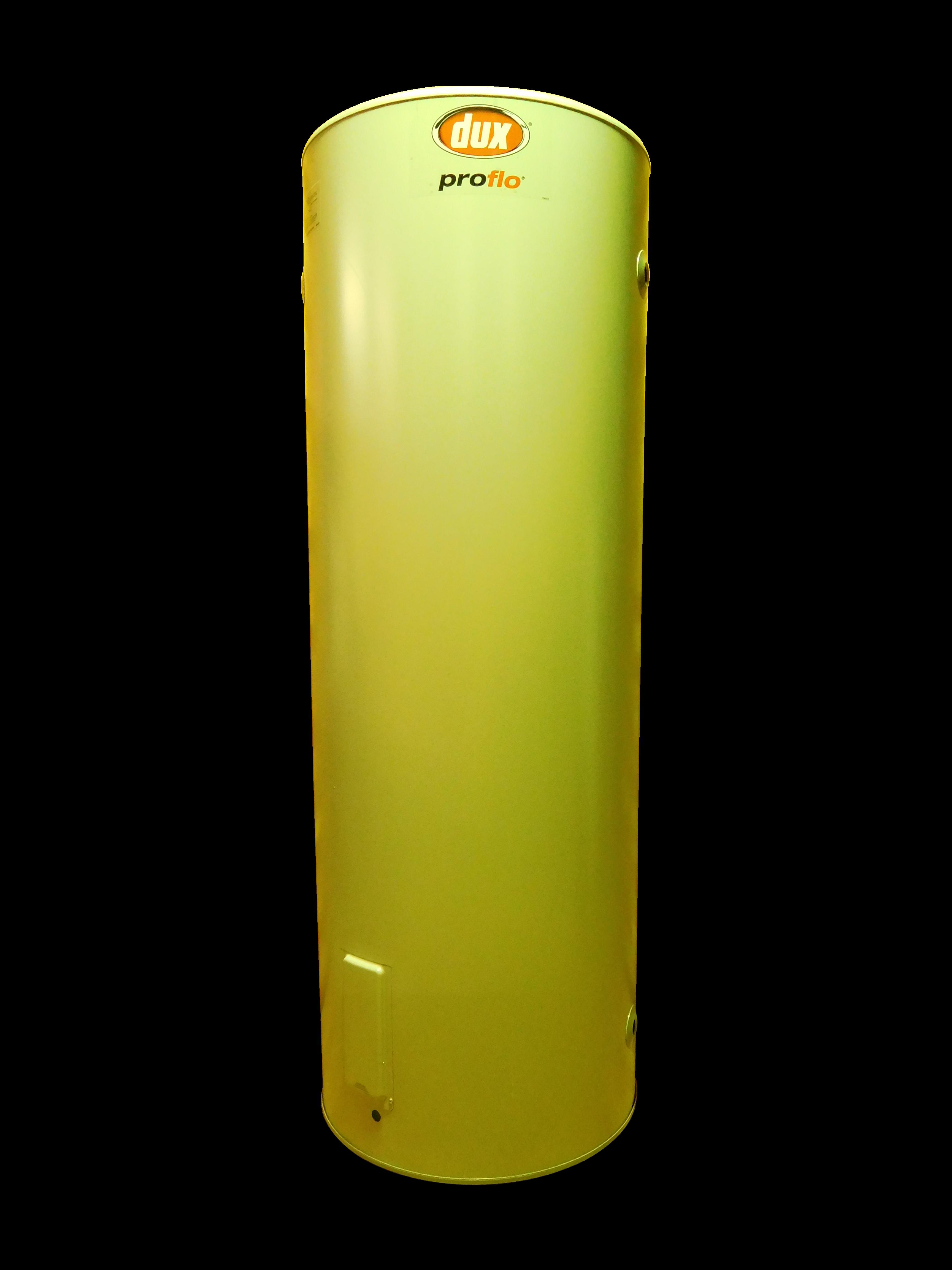 dux hot water proflo manual